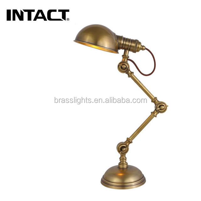 Battery Table Lamp Restaurant Operated Lamps With Shade