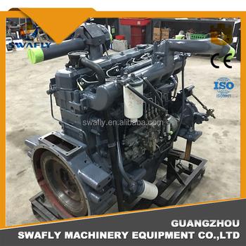 Doosan De12t Complete Motor Engine,De12tis Engine Assy 201-00083 For ...