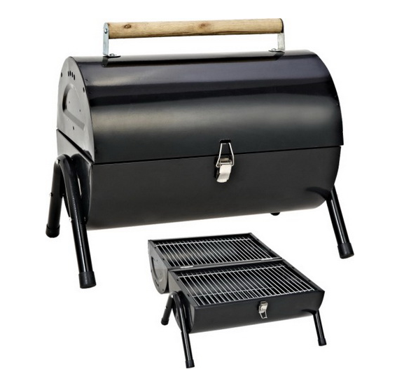 Best Choice Products Portable BBQ Grill Charcoal Barbecue Home Meat Smoker