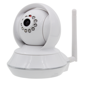 720P HD Indoor Plug and play P2P wifi IP Camera H.264 Megapixels Wireless Network camera with Night Vision