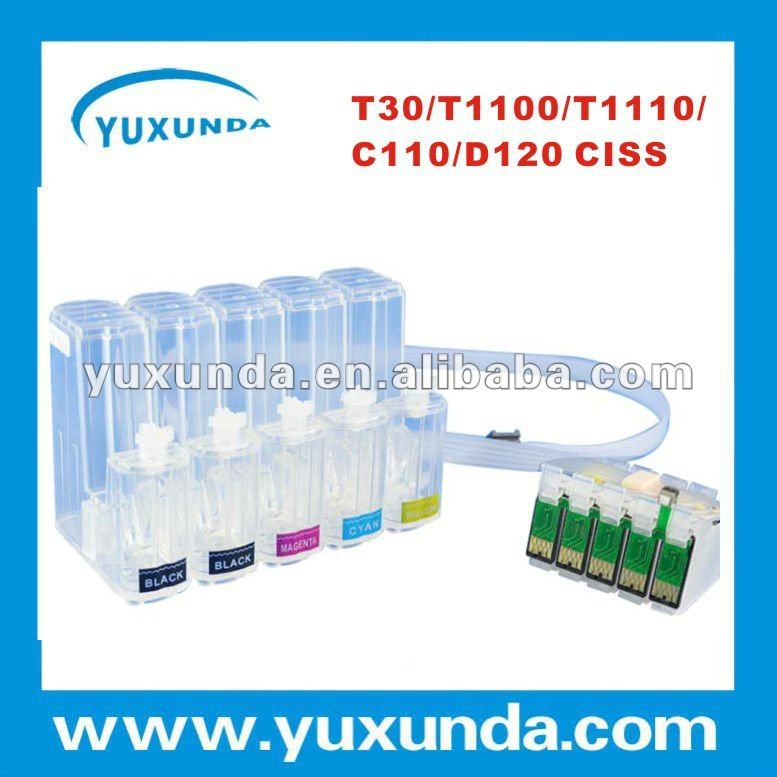 Hot selling ! CISS with V-shape ink tank for Epson T1100