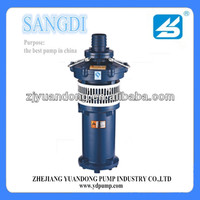 QY oil-sealed submersible pump