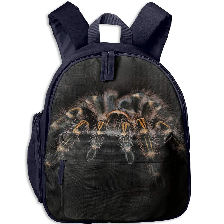 054295907db1 Get Quotations · Tarantula Cool Spider Kids School Backpack