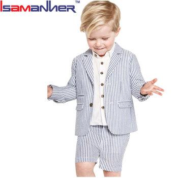 Custom Professional Formal Suit Design Kids Boys Party Wear Dress