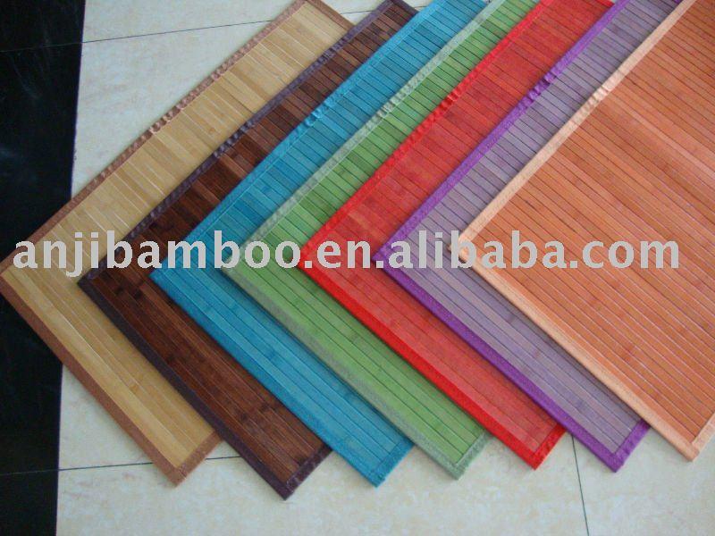 Tappeti in bamboo tappetini da bagno id prodotto 409162913 - Tappeti in bamboo ...