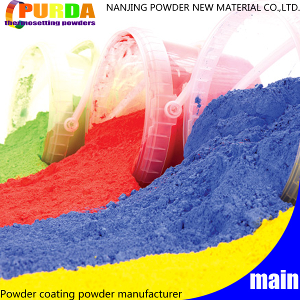 Electrostatic Spraying Powder Coating Factory Shanghai