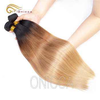 Ht Onicca Brazilian Human Hair Made In China