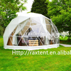 Geometric dome big steel event tent luxury outdoor size 6x6m winter tent roof top tent with factory price