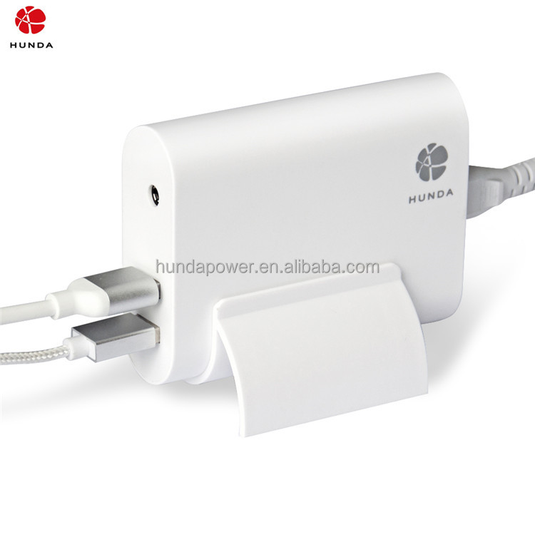 Smart <strong>Adapter</strong> 45W 60W for Macbook Notebook with 2USB Chargers for Smartphone