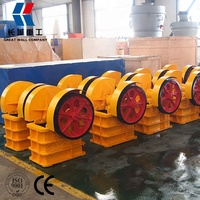 Hard Rocks Small Jaw Crusher PE250*400 For Sale Quarry Aggregate Crushing Plant