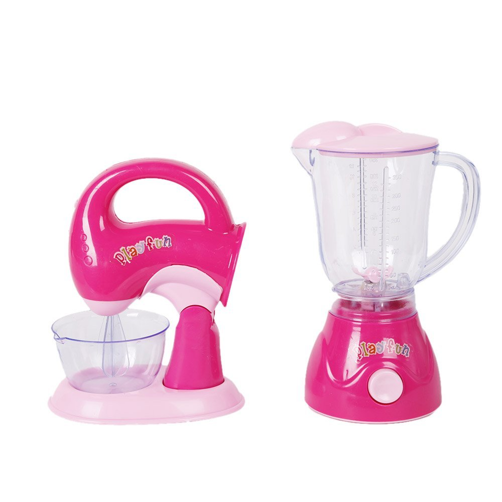 Get Quotations · Fantistic Kitchen Mixer Home Appliances Play Set With  Light Up