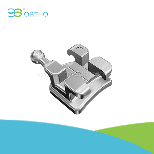 Hangzhou dental FDA/ISO/CE Certificates 0.18/0.22 slot orthodontic brackets