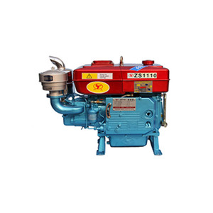 20hp water cooling single cylinder Changchai diesel engine ZS1110