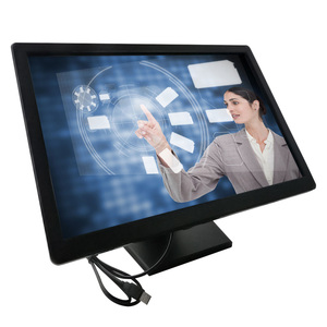 19 inch raspberry pi lcd touch pos monitor free av videos