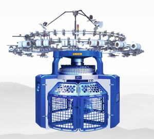 High Speed Rib Knitting Machine