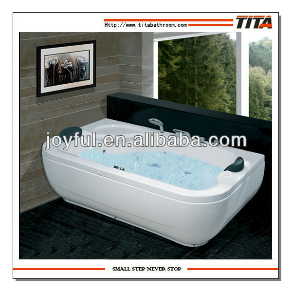 Double persons bath tub