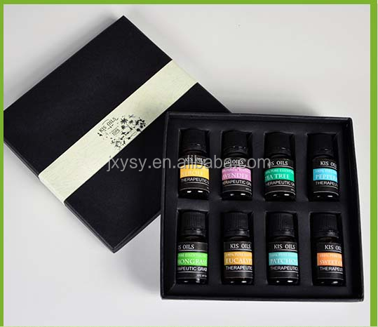 Factory Supply 100% Natural Blend 8 Set 10ml Bulk Essential Oils Gift Set Raw Material