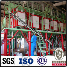 25-60T/24H maize mill zambia / grain mill / wheat flour mill price