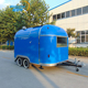 Street Mobile Ice Cream food van trailer