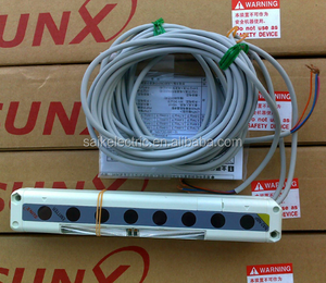 Regional grating light screen sensor NA2-N8
