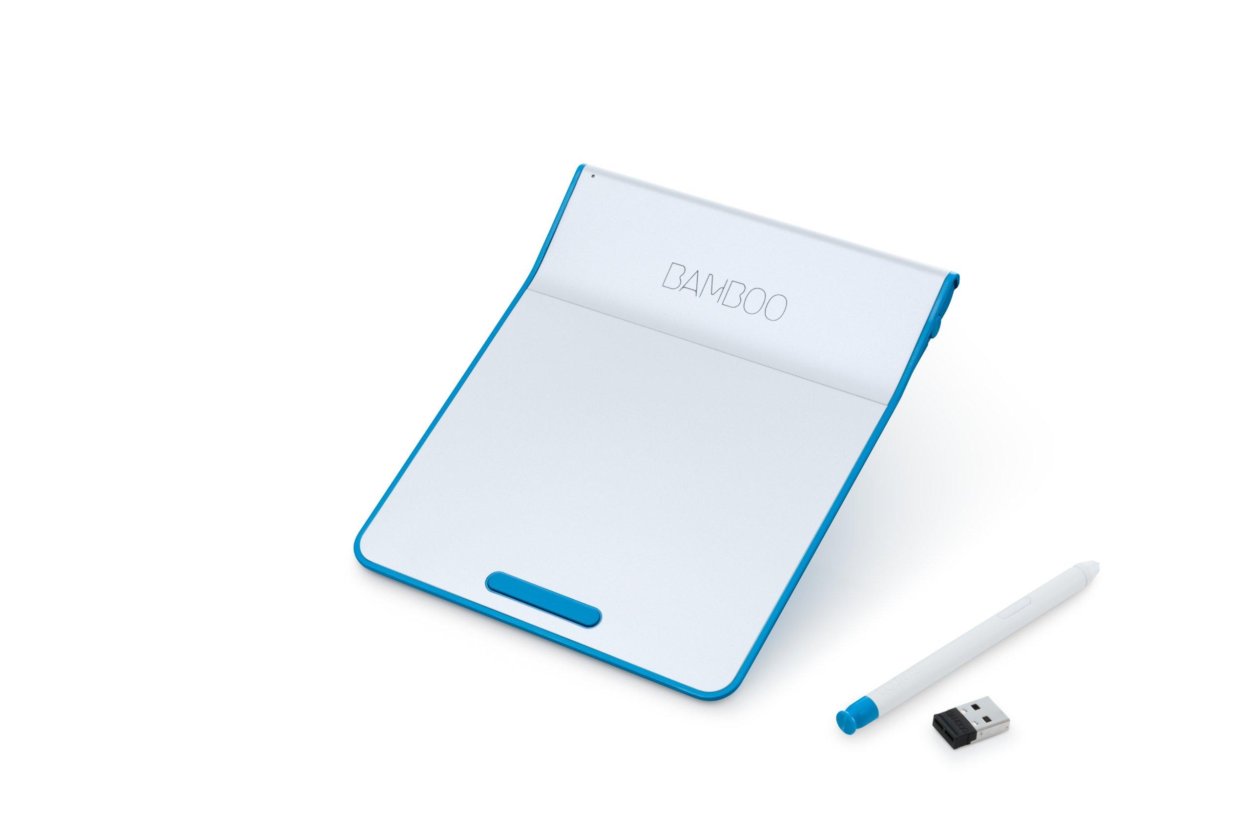 Wacom Wireless Bamboo Touch-Pad with Digital Stylus