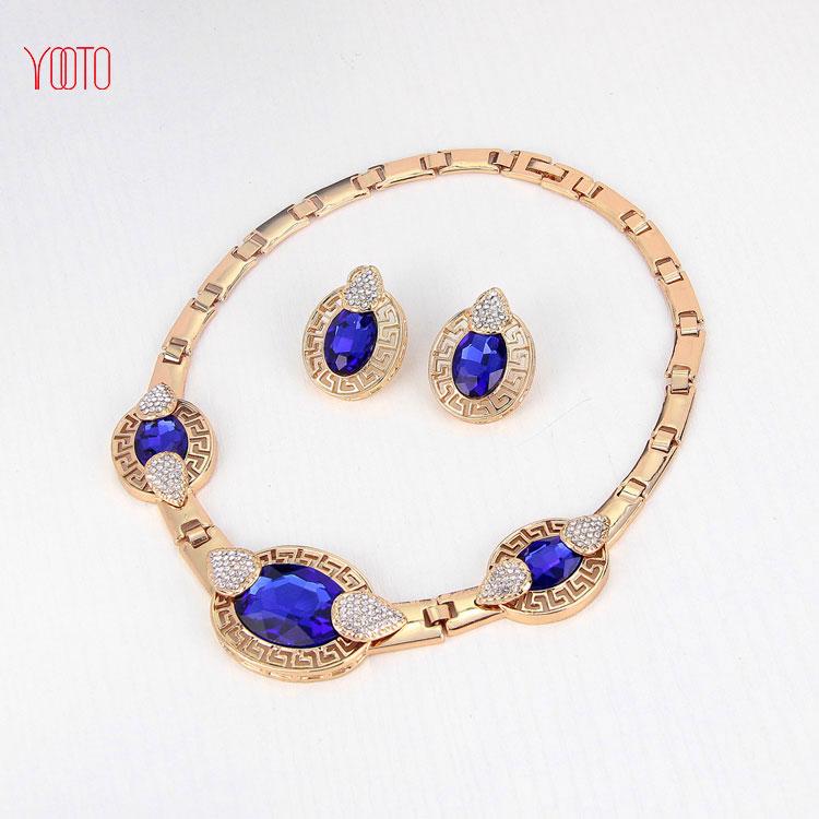 Dubai Gold Jewelry Set / Wedding Jewellery Designs, Dubai Gold ...