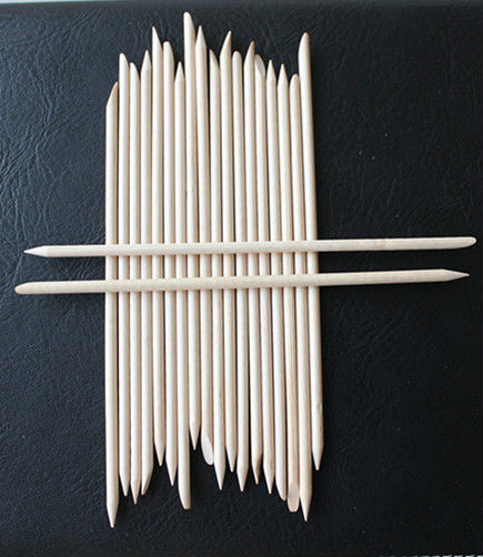 wooden orange sticks