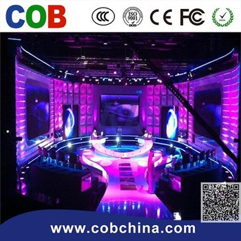 Rental Video Product For Award Ceremony Stage Backdrop,Electronic Led  Curtain For Live Concert,Portable Led Display For Wedding - Buy P3 91 Die