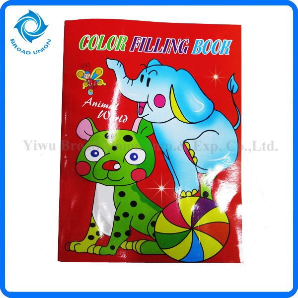 A4 Children Coloring Book Drawing Book