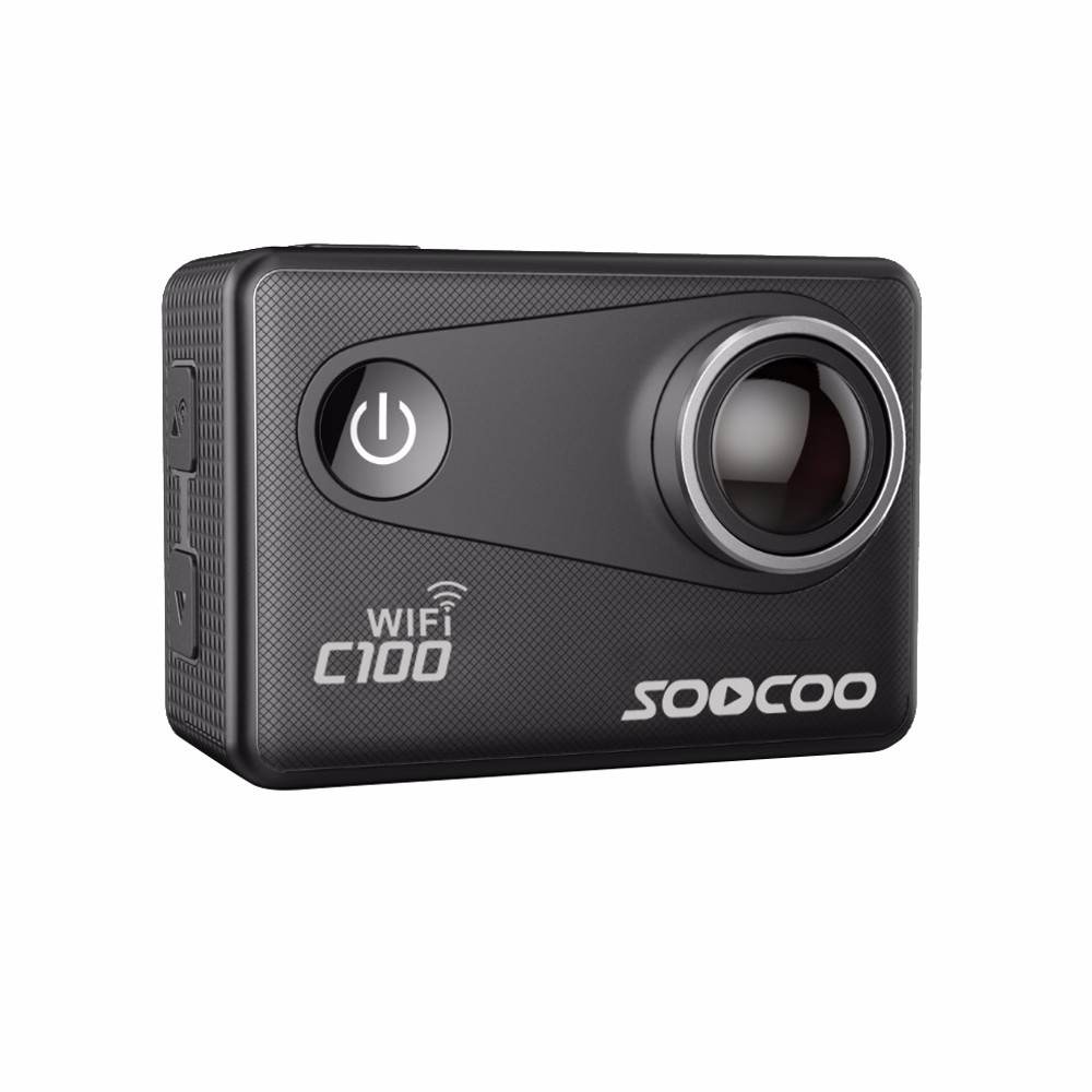 2017 New Design SOOCOO C100 4K Wifi Action Sports Camera Built in Gyro WIFI 4K Camera