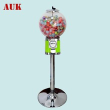 Blase gum gumball sweets groß candy vending maschine mit stand/basis/sockel großhandel
