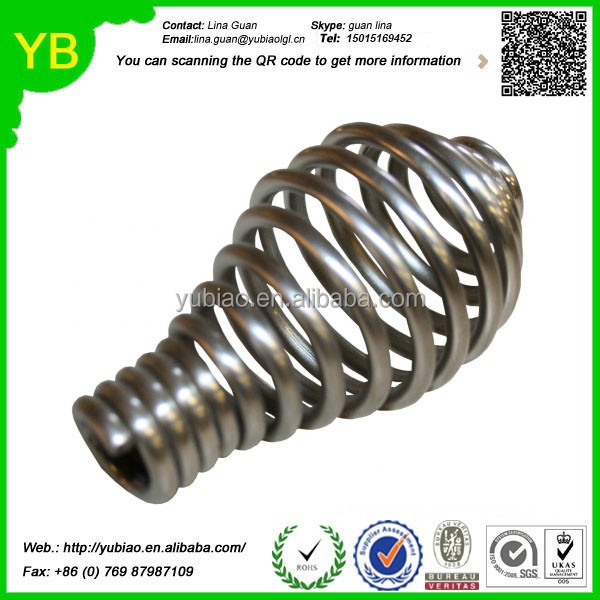 Custom automotive seat springs, car seat springs made in china