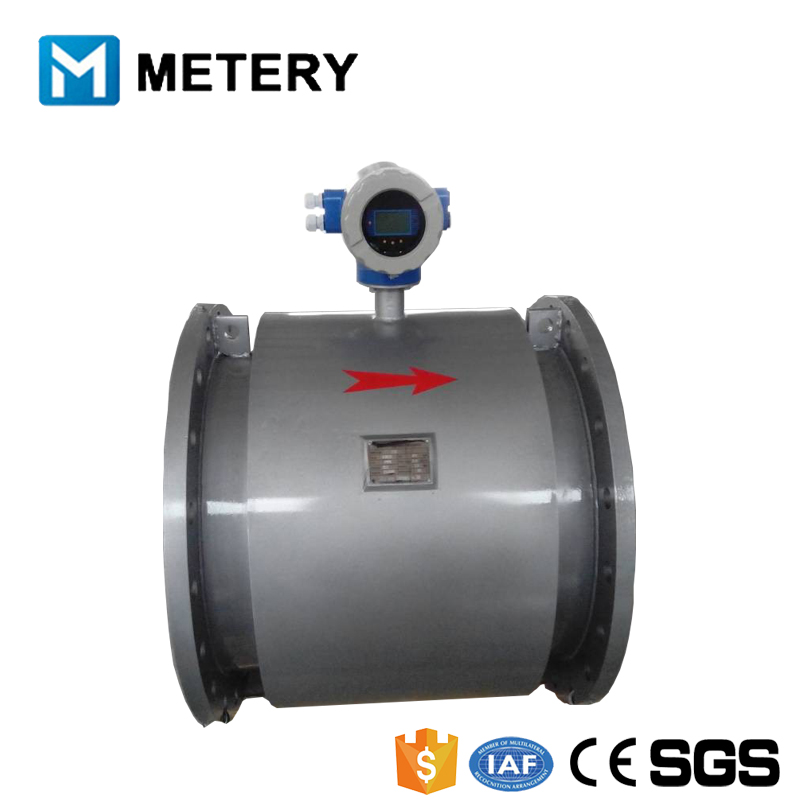 Big Pipe Large Size Electromagnetic Flow Meter - Buy  Flowmeter,Electromagnetic Flowmeter,Chemical Material Flowmeter Product on  Alibaba com