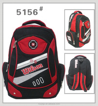 Adolescent boys schoolbag backpack sports bag fashion factory direct supply school bag