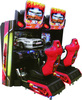Guangzhou hot simulation coin operated arcade shooting game machines for sale with best price