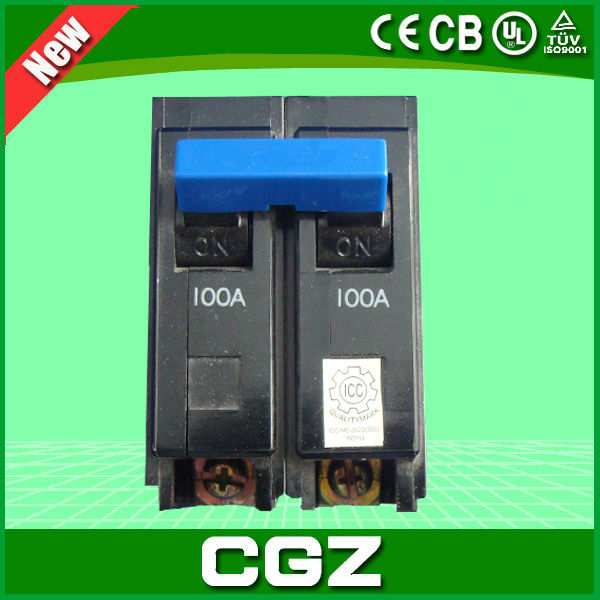 Cgz 2015 New Best Factory Price With 20 Amp Single Phase Miniature ...