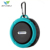 Festival gifts digital sound wireless car subwoofer manual portable mini bluetooth speaker