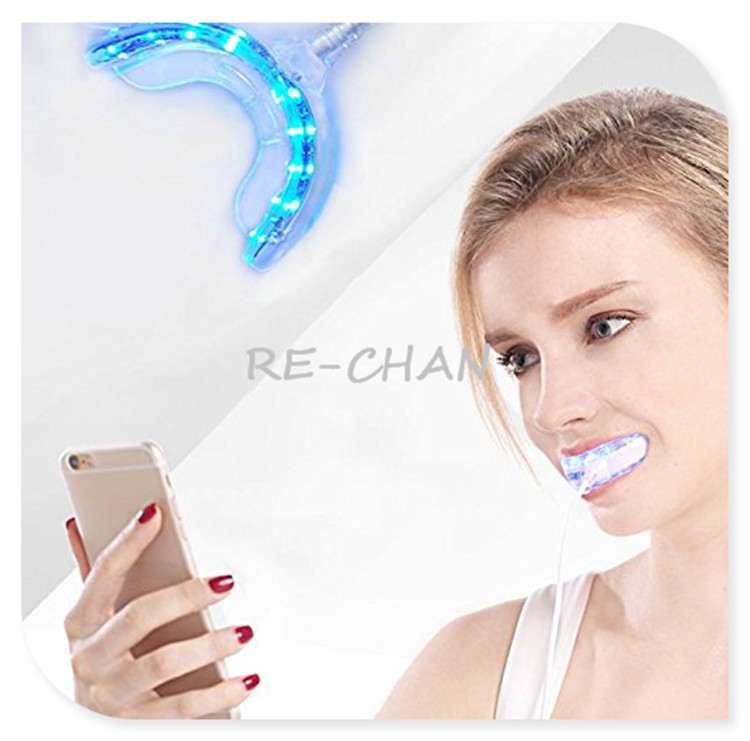 led blue device whitening light teeth white system theeth