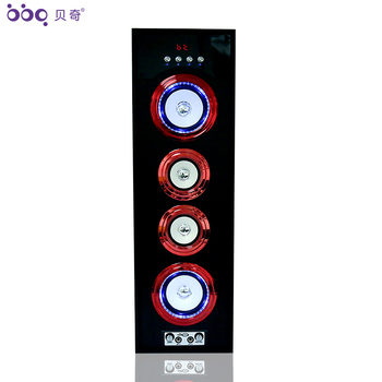 BBQ KBQ-707  with Wireless Mic 36W 3000mAh Bluetooth Outdoor karaoke Speaker