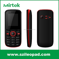 1.77 inch mini cheapest mobile phone with big battery quad band dual sim card with whatsapp with vibration FM bluetooth