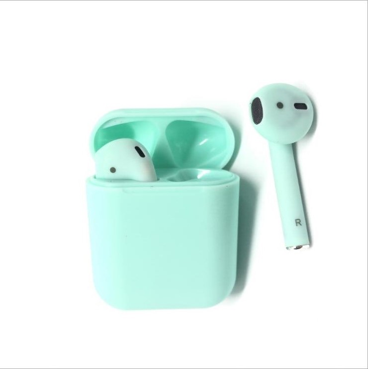 2019 Hot Selling Wireless Headphones Headset i12 TWS earbuds фото