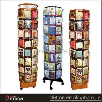 Spinning Store Display Stands For Greeting Cards Buy