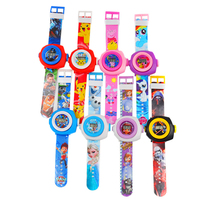 Hot Sale Cheap Promotional Lovely Top Kids Fashion Animal Silicone Slap Snap WristWatch Children Silicone Cartoon Slap Watch