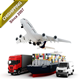 Consolidation Service Air Freight Forwarder to Germany/Amazon Dropship from China to USA Amazon FBA Drop Shipping