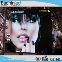 Ultra Clear HD Full Color P3 Indoor LED Display Screen For Play TV Video And Movie