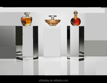 Customized Perfume Display Rack