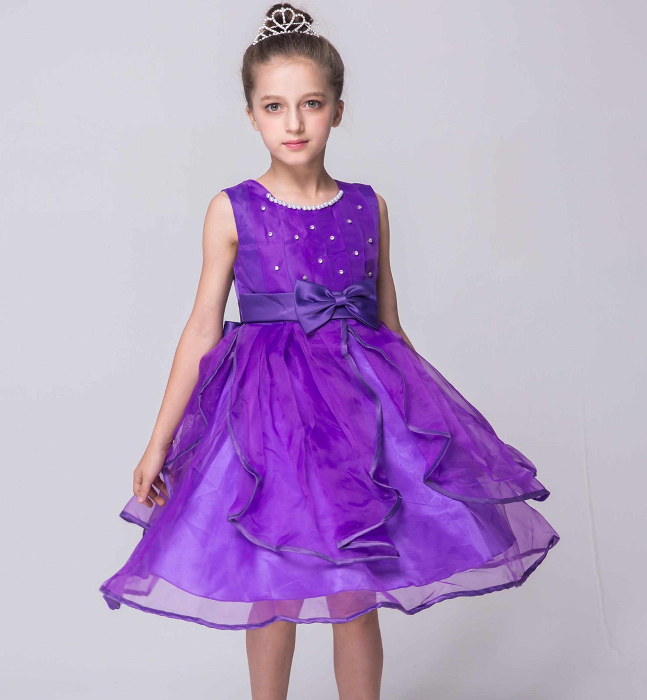 Barbie Girl Dress Young Girls Party Dress Children\'s Evening Dress ...
