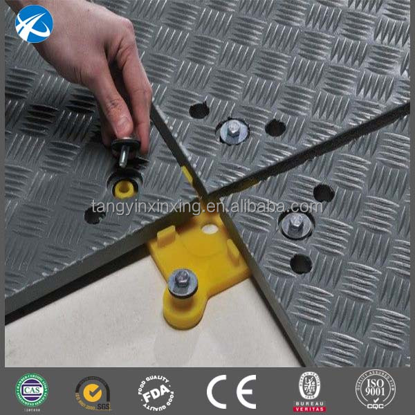 Mobile Plastic Temporary Road System Portable Roads Plates