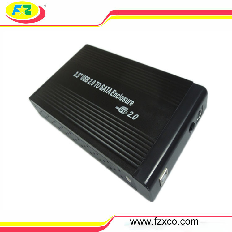 3.5 hdd lan enclosure for hard disk drive