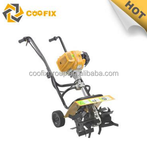7HP Gear Driving Mini Tiller With High Quality Gasoline Rotavator